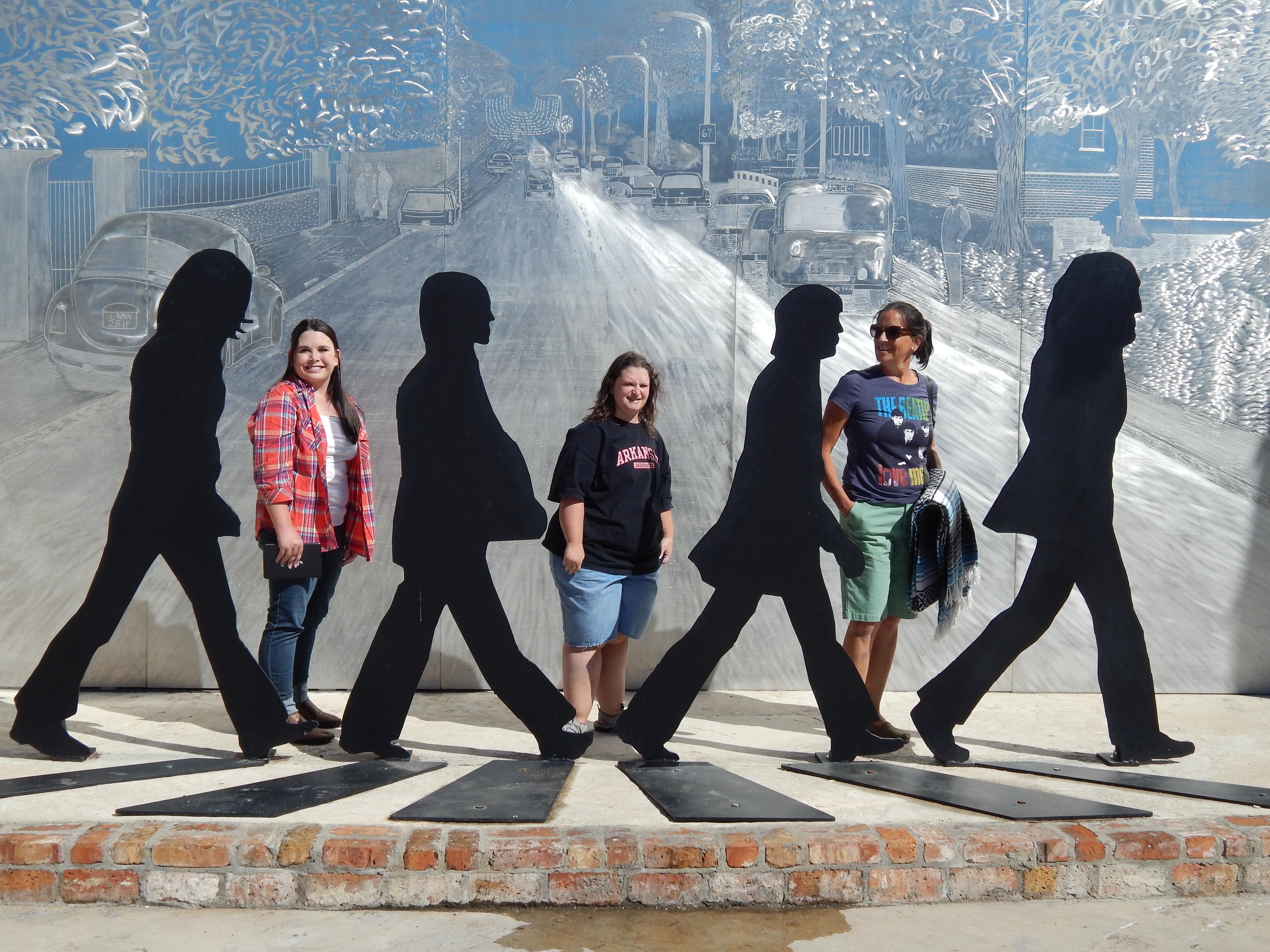 Beatles_Statue