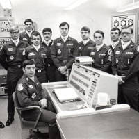Childers Damascus Crew of Missileers in control room