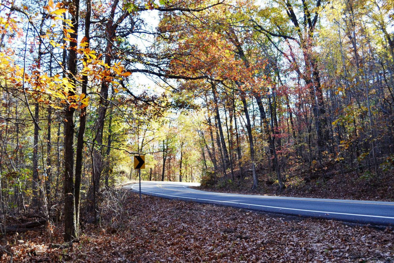 Exploring Arkansas Pig Trail Scenic Byway