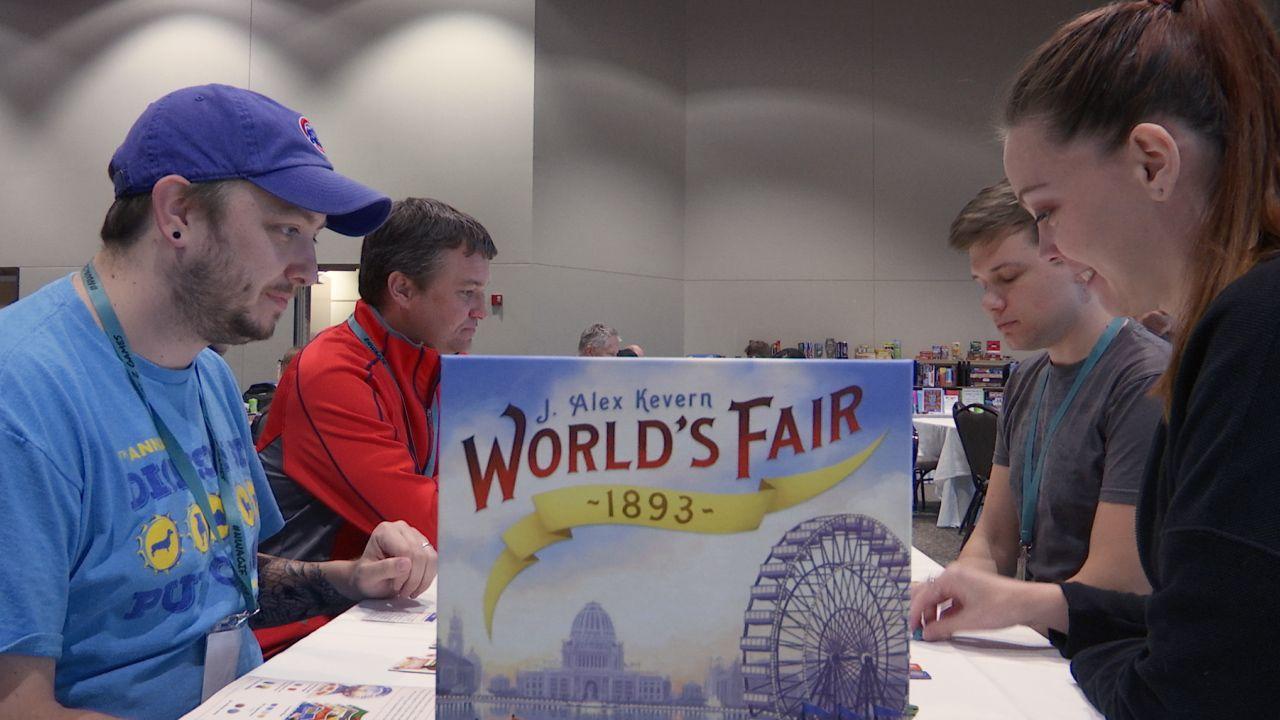 Game It Forward Northwest Arkansas World's Fair Players