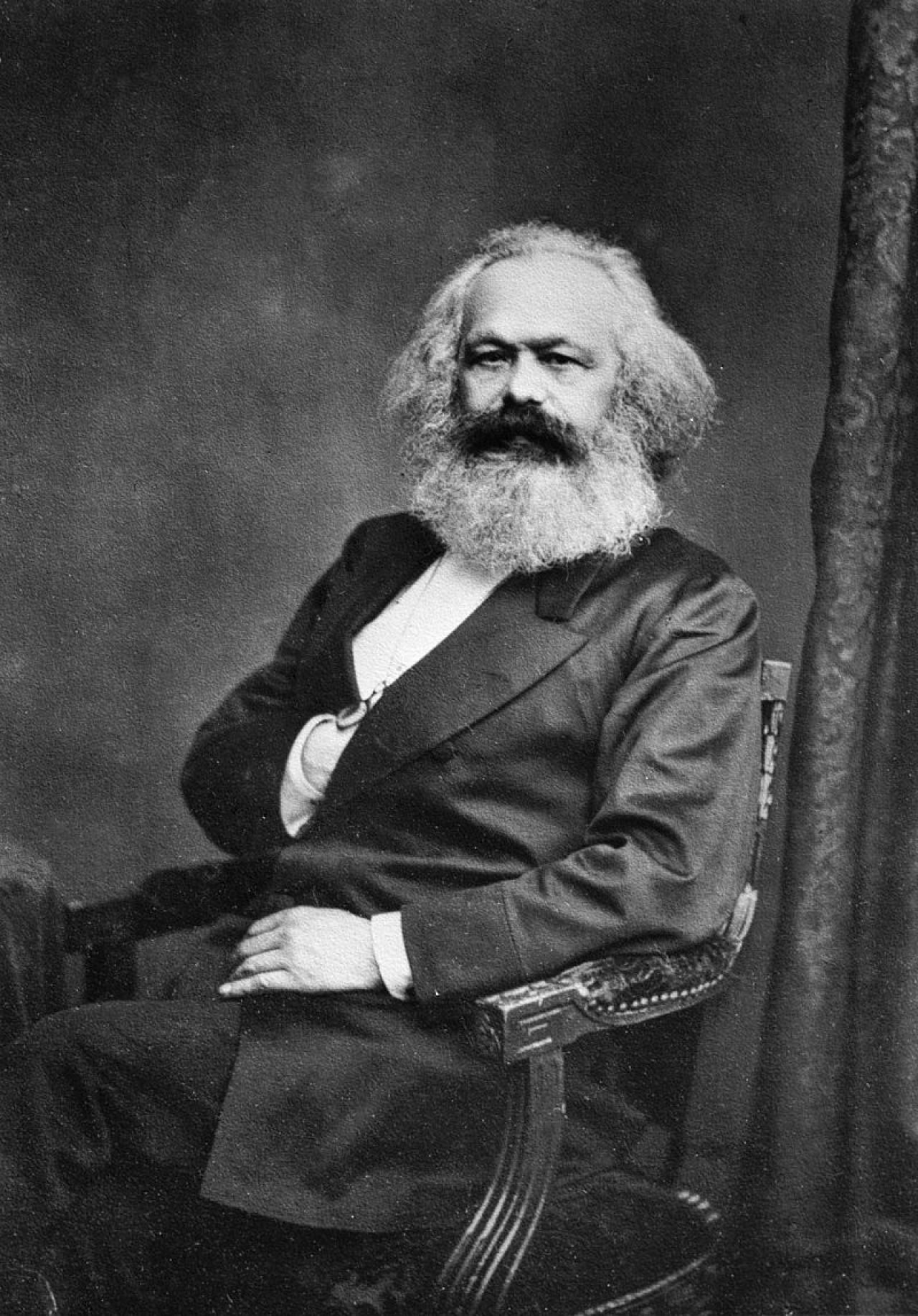 The Demystified Zone Karl Marx