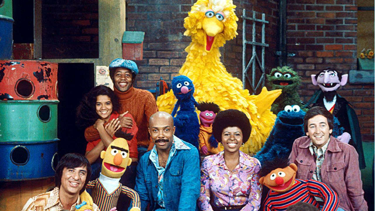 The original Sesame Street cast