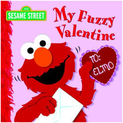 My Fuzzy Valentine book cover