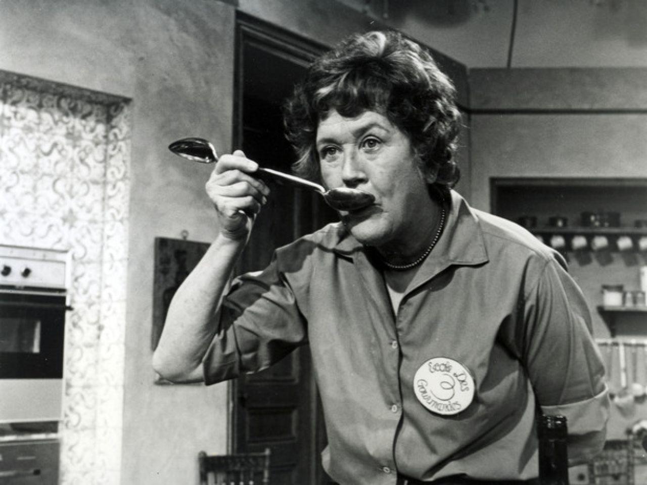 Julia Child Taste Test The French Chef