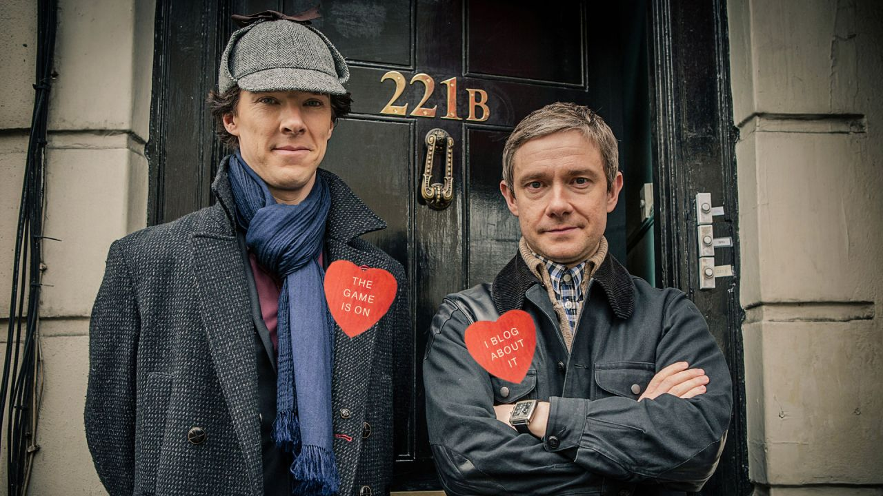 Arkansas and PBS go together like Sherlock and Watson