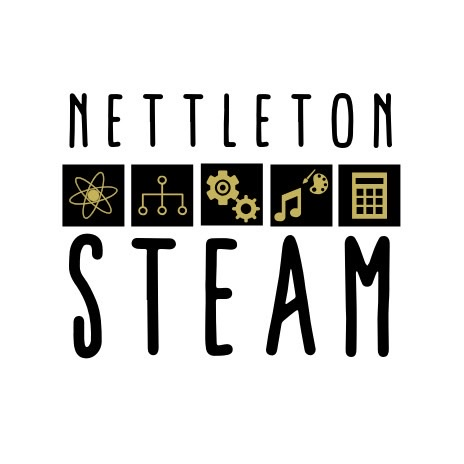 Nettleton STEAM logo