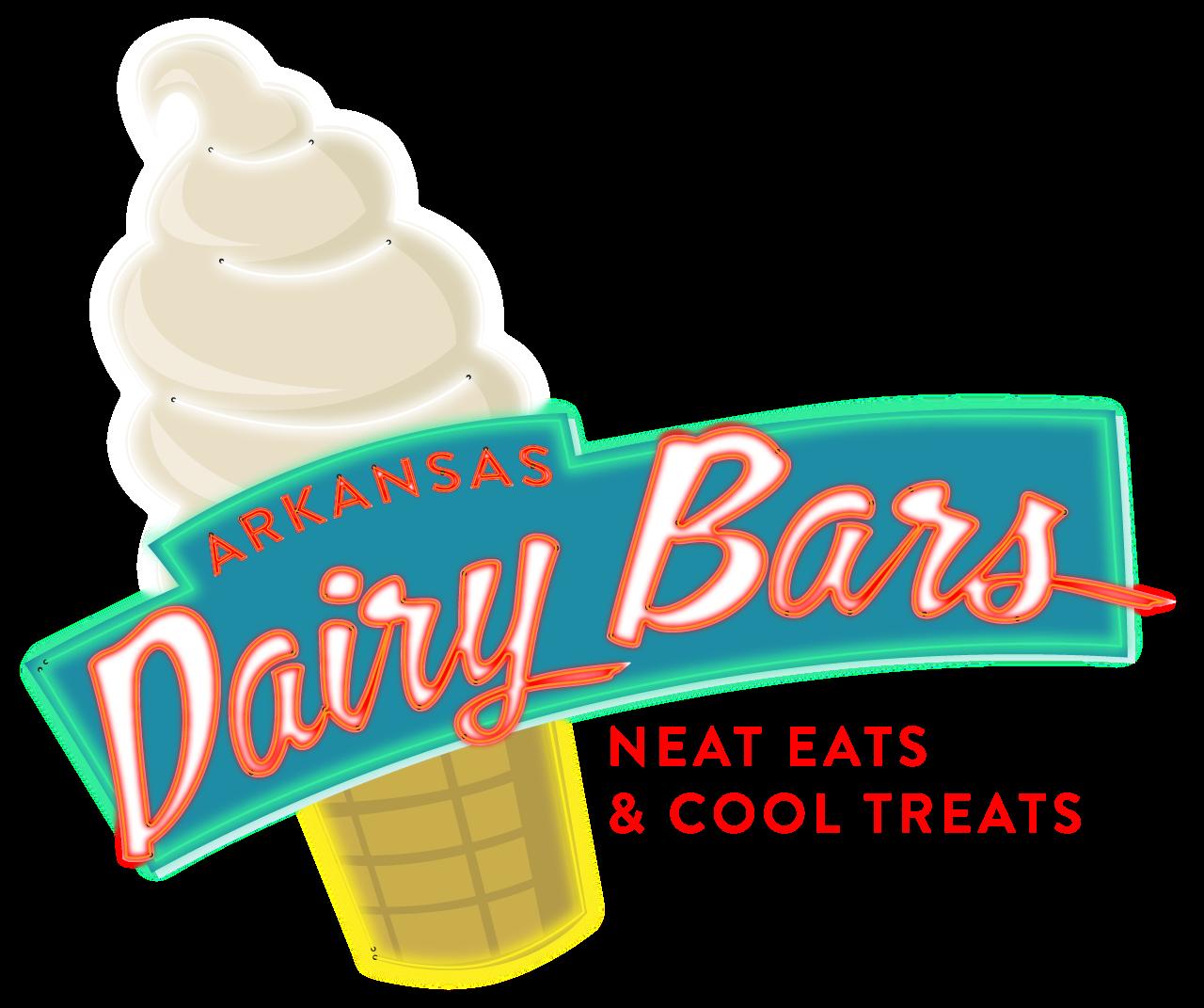 Arkansas Dairy Bars Banner