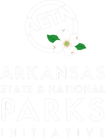 AETN Parks Initiative Logo with Flower