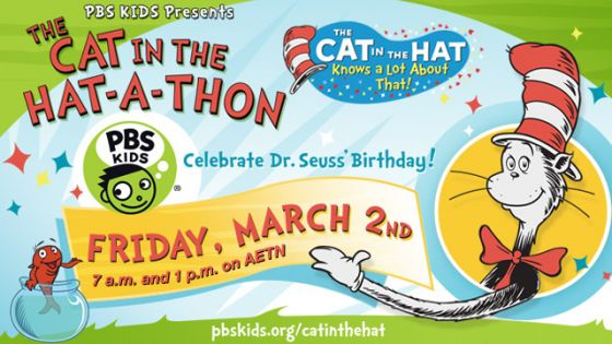 Cat-a-Thon graphic banner