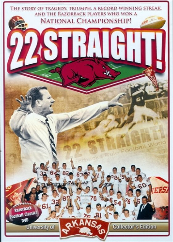 22 Straight! Documentary Film Poster