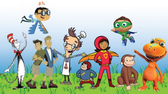 Battle Summer Learning Loss With AETN & PBS Kids.