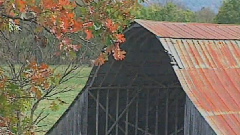 Arkansas Autumn
