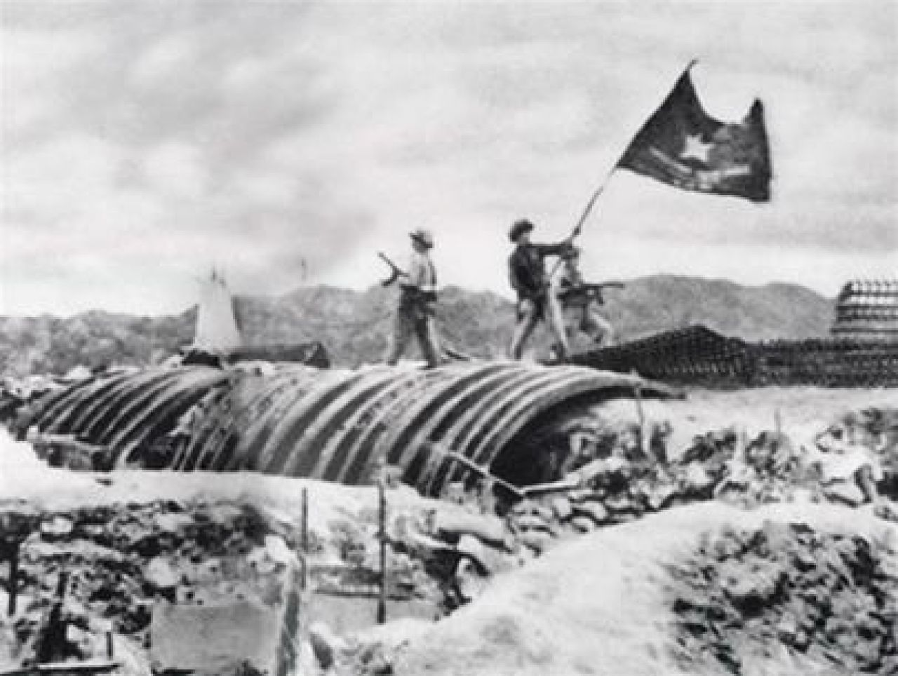 The Demystified Zone Victorious Viet Minh at Dien Bien Phu