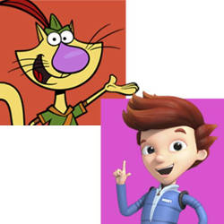 Nature Cat and Ready Jet Go