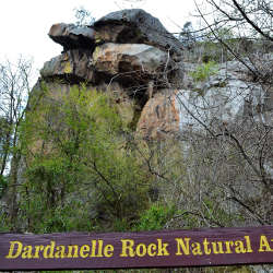 rock structure