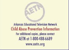 AETN Logo for Child Abuse Prevention