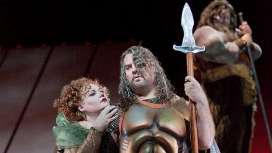 """Wagner's Ring Cycle - Das Rheingold"""