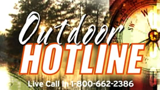 Outdoor Hotline with Steve Wilson airs Sept. 25
