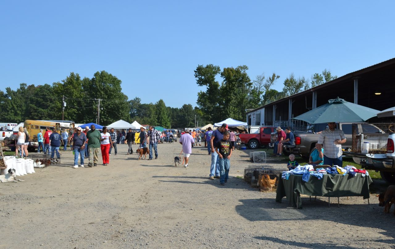Exploring Arkansas Beebe Flea Market