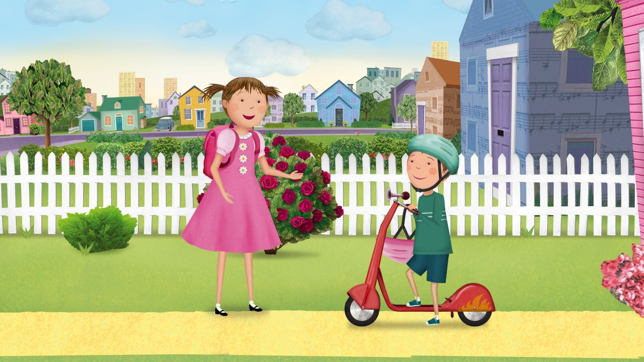 Pinkalicious & Peterrific on PBS KIDS