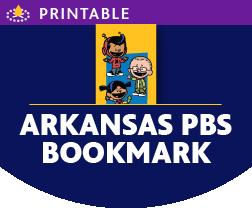 Arkansas PBS Bookmark