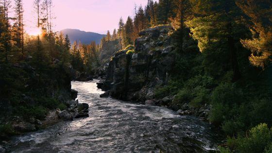 """Nature: River of No Return"""