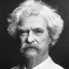 Mark Twainl
