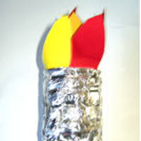 Craft Olympic Torch