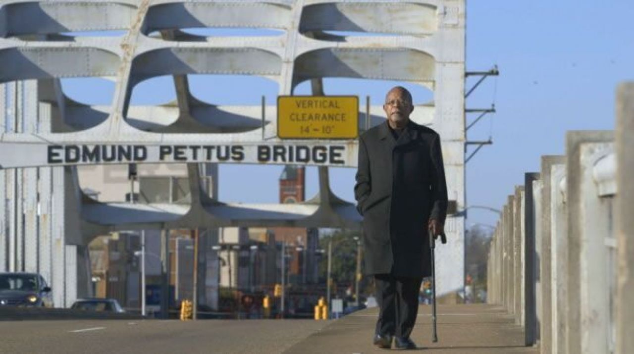 Black America Since MLK Henry Louis Gates Jr. on Edmund Pettus Bridge