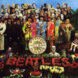 Album Cover of Sgt. Pepper's Lonely Hearts Club Band