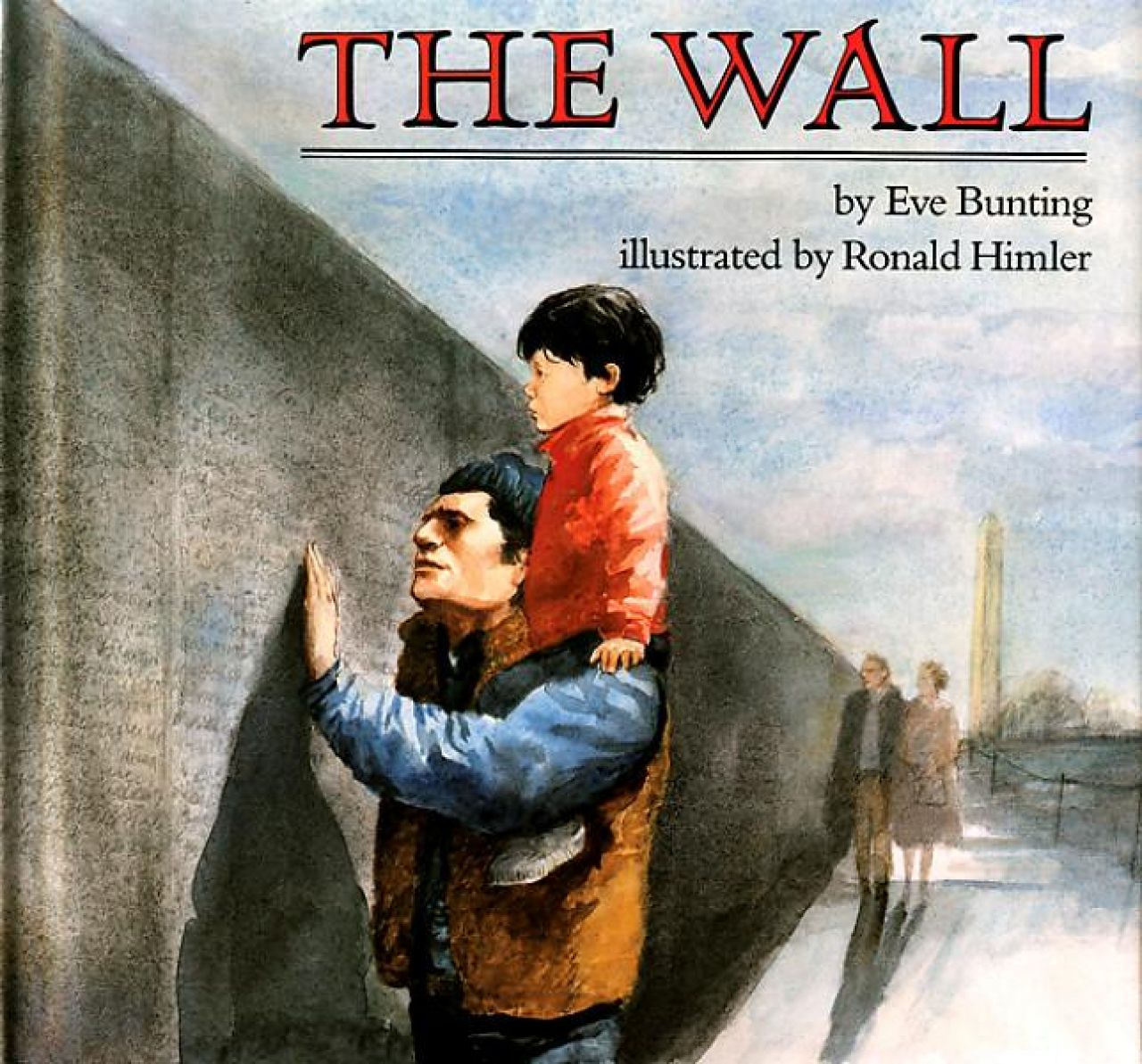 'The Wall by Eve Bunting'