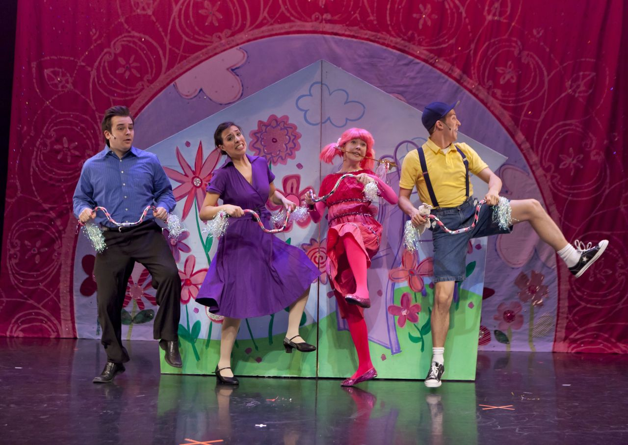Pinkalicious the Musical Family
