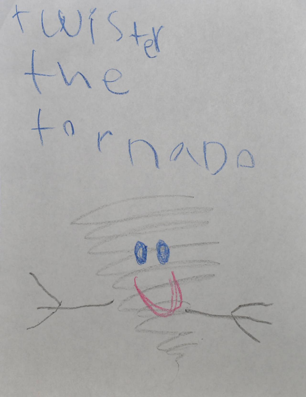 Barrett Friedman Twister the Tornado