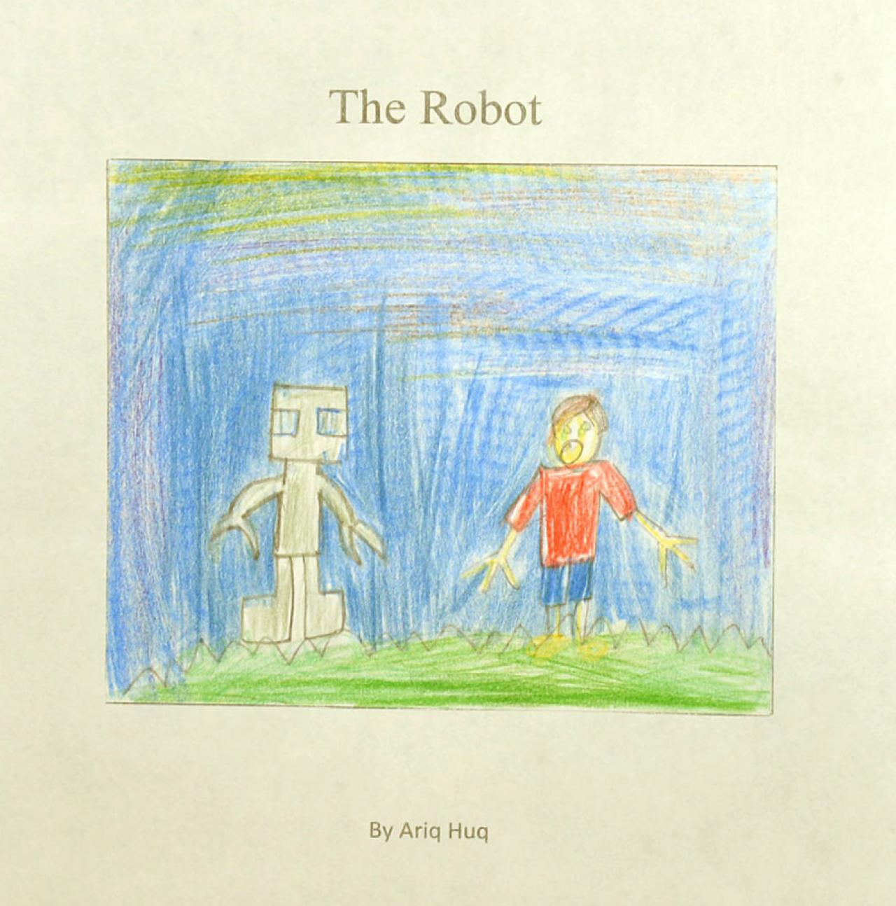 Ariq Huq The Robot