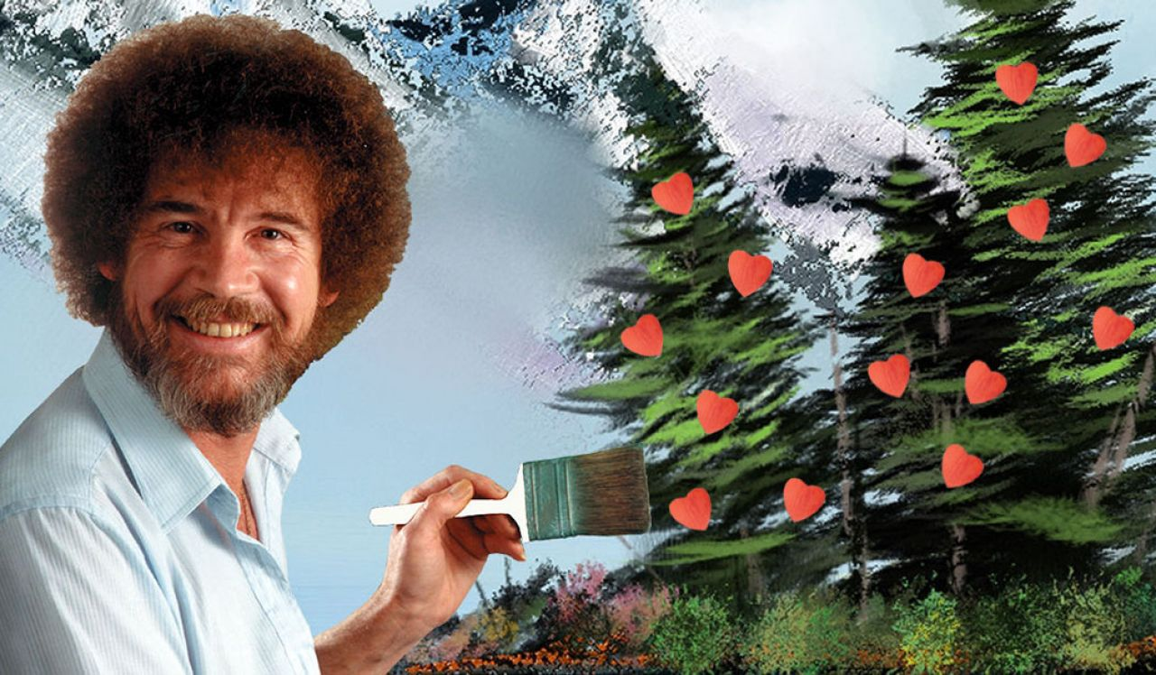 Arkansas and PBS go together like Bob Ross and Happy Trees