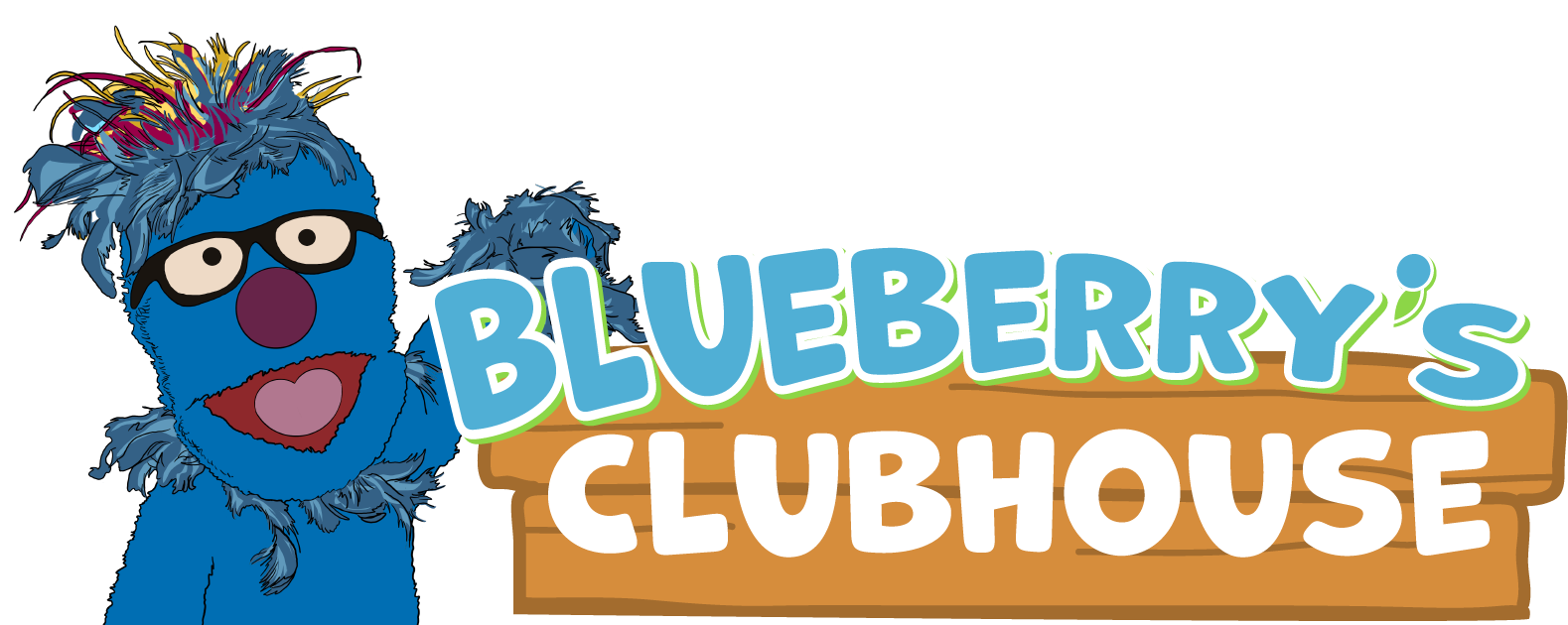 Blueberry's Clubhouse logo