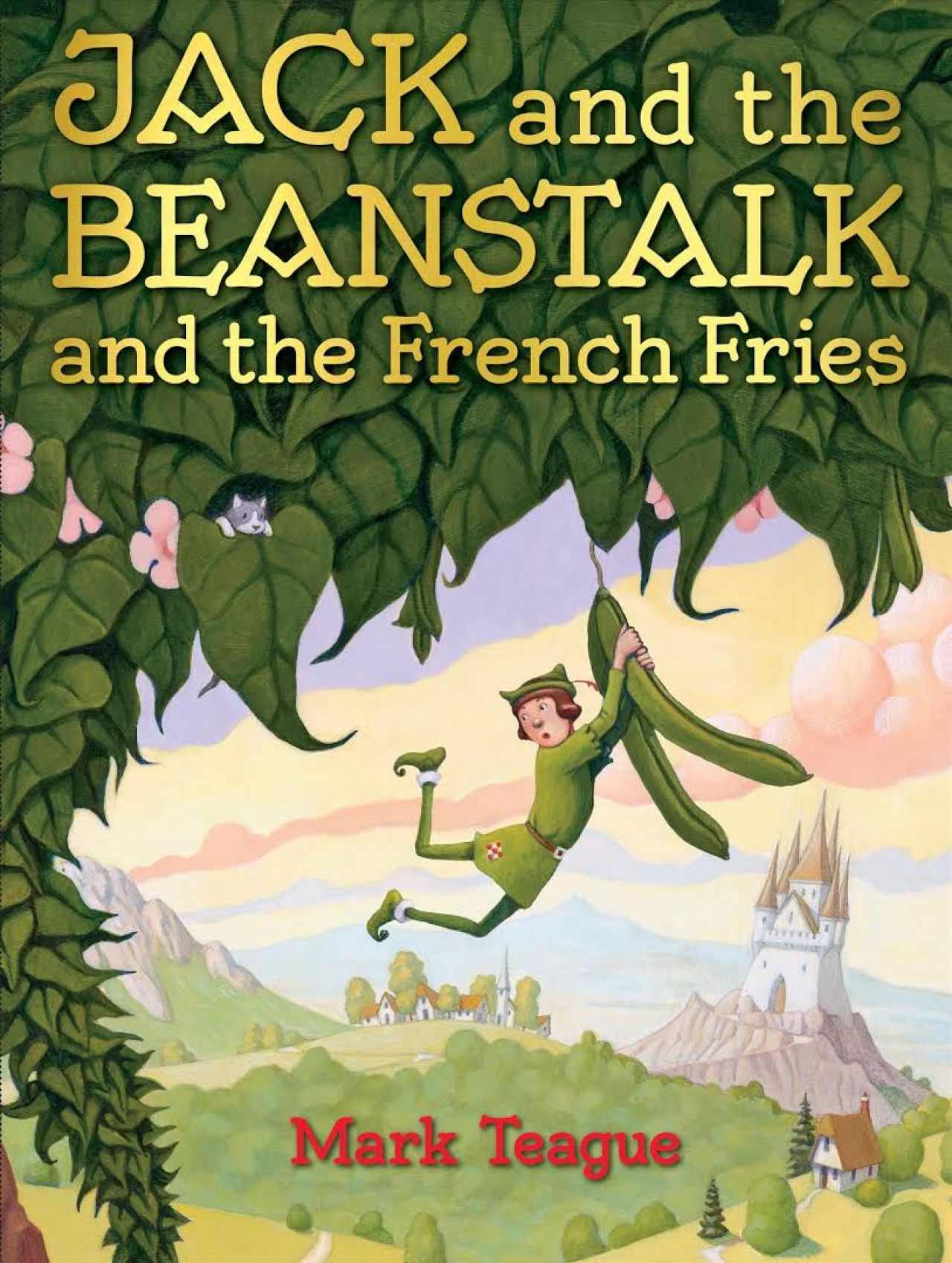 Jack and the Beanstalk and the French Fries Cover