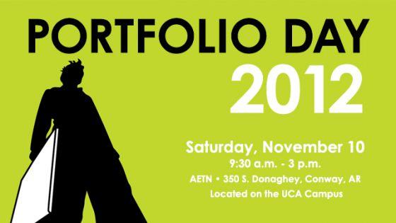 Portfolio Day 2012