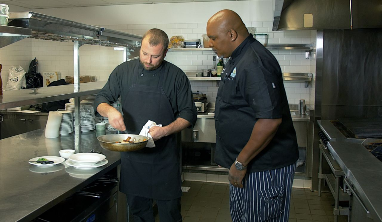 Art and Soul (Food): Chef Brooks with Chef Lyle