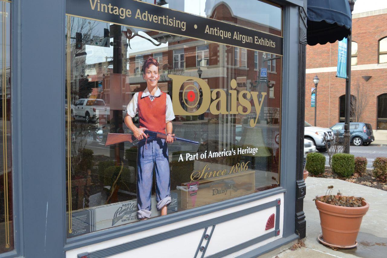 Exploring Arkansas Daisy Airgun Museum