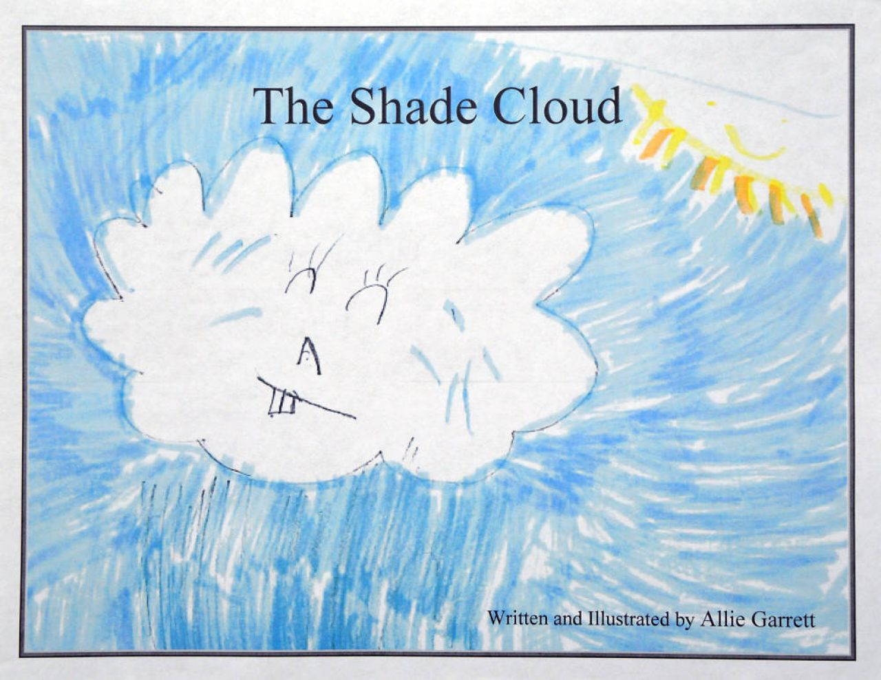 Allie Garret The Shade Cloud