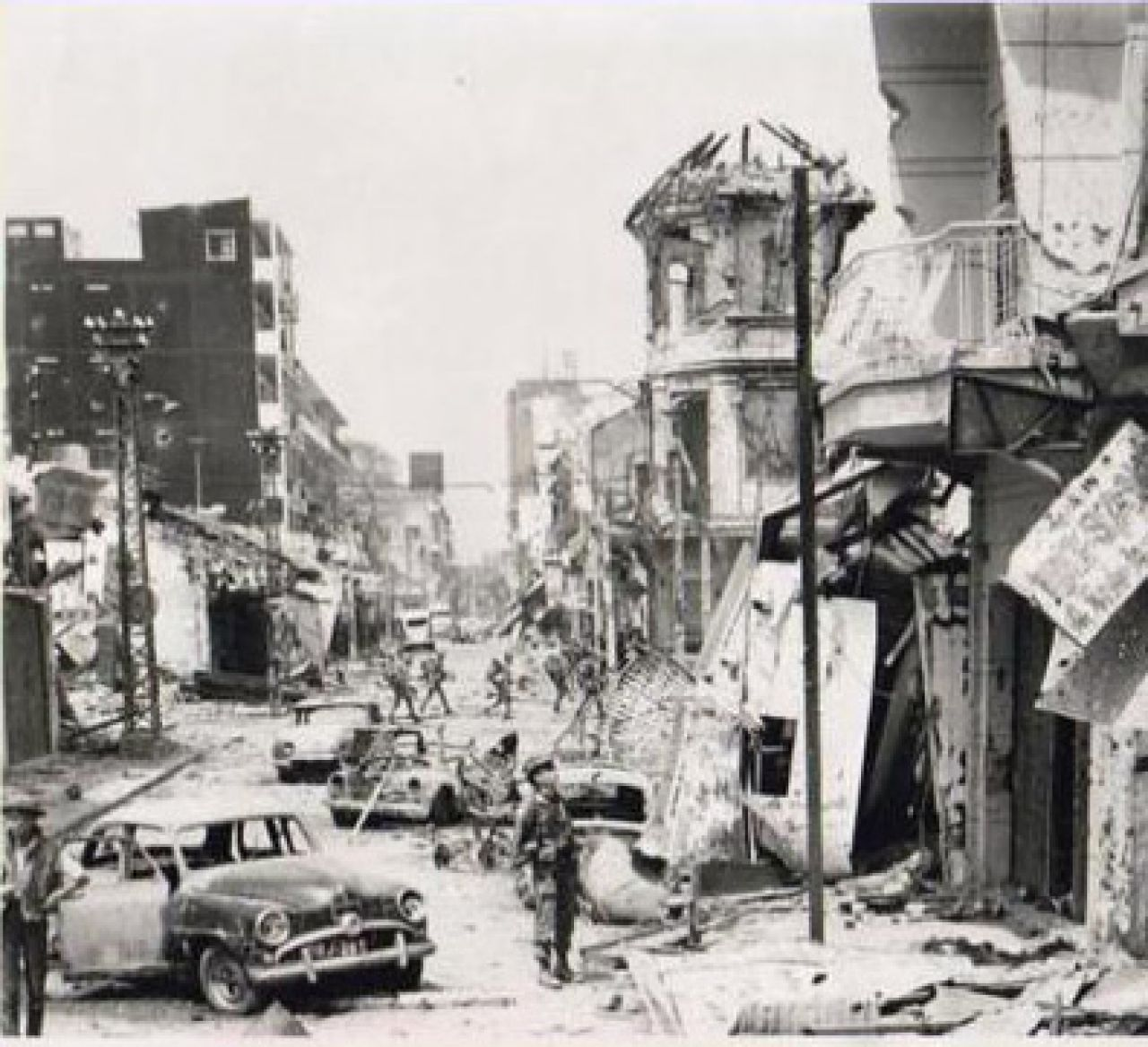 The Demystified Zone Devastation in Haiphong