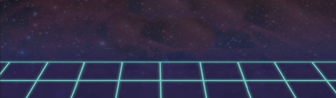 an eighties neon background