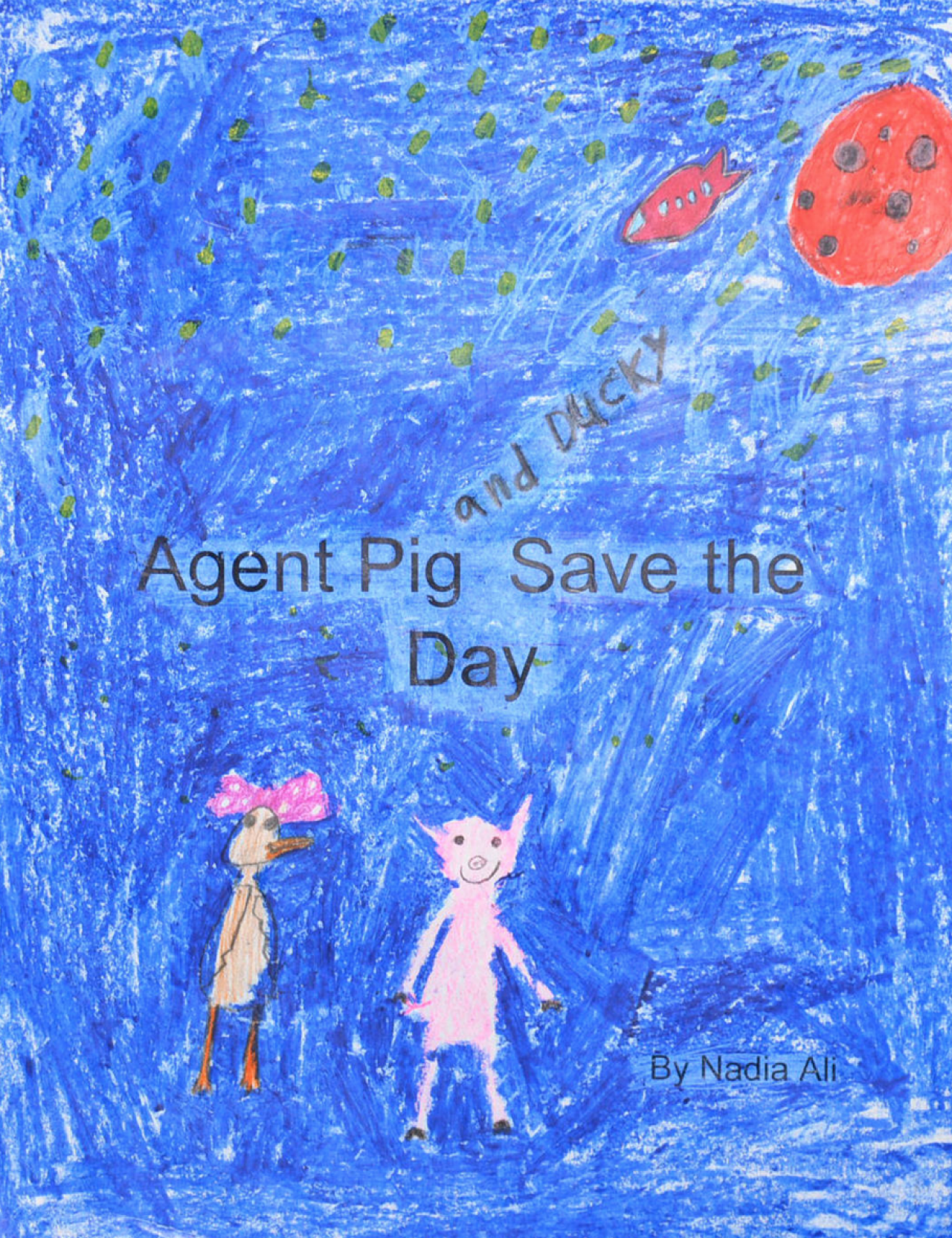 Nadia Ali Agent Pig and Ducky Save the Day