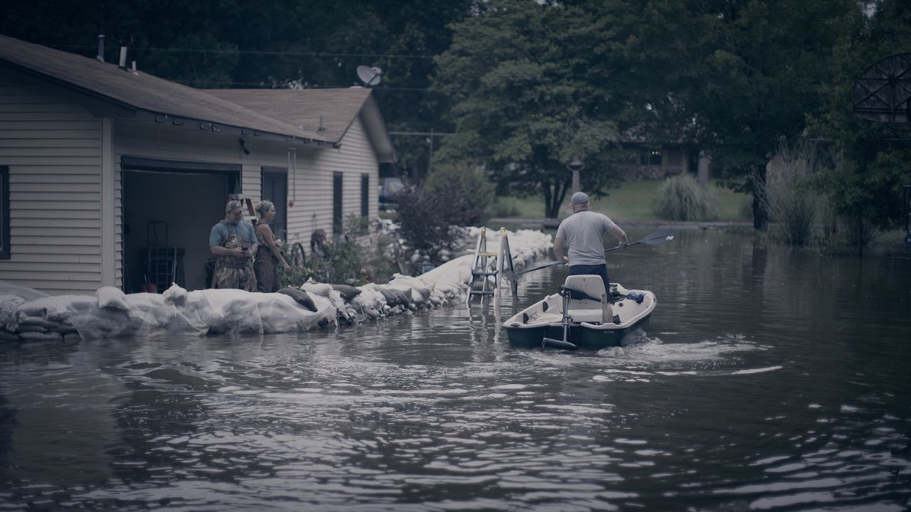 Navigating the Waters of Treasure Hills Subdivision by Boat