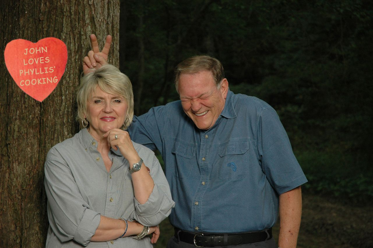 Arkansas and PBS go together like John and Phyllis
