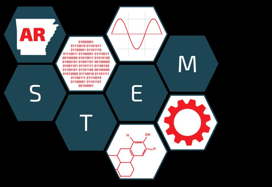 Arkansas STEM logo