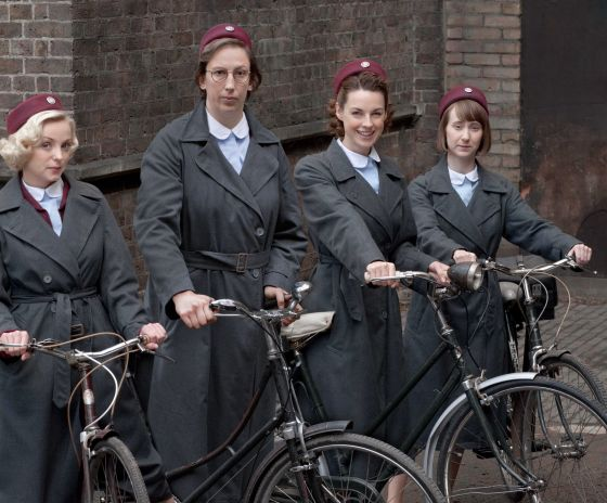 """Call the Midwife"" Nurses"
