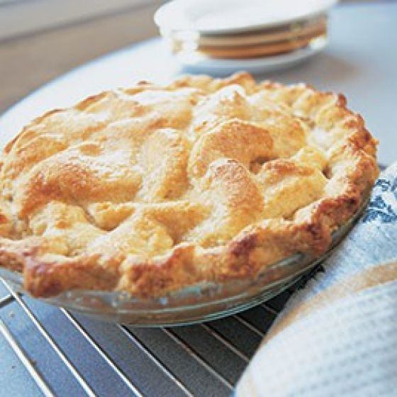 """Cook's Illustrated Apple Pie"""