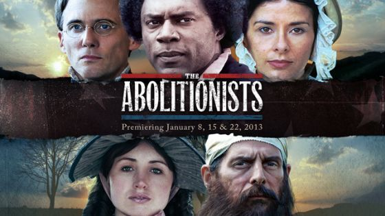 """The Abolitionists"" airs Tuesdays at 8 p.m. throughout January, beginning Jan. 8."